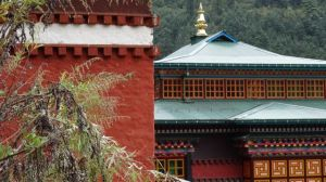 Tubten Choling Monastery. when we walked through in 2011, I had no idea Ang Kami was living next door.